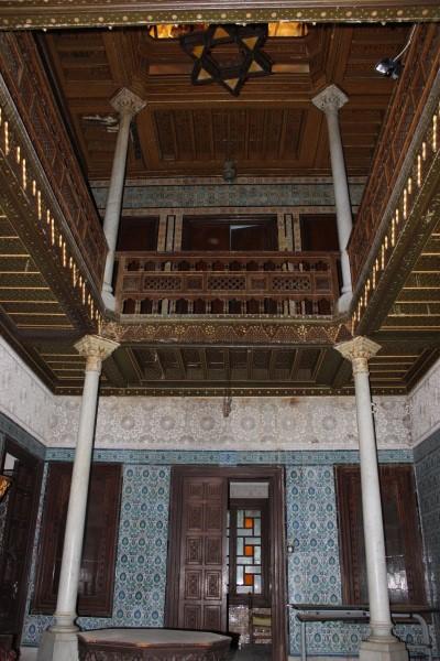 Caract ristiques for Architecture maison arabe
