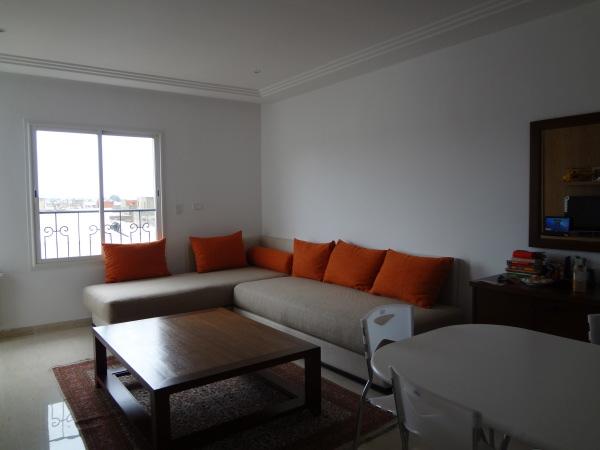 Zitouna immobilier appartement louer meubl for Louer un appartement meuble